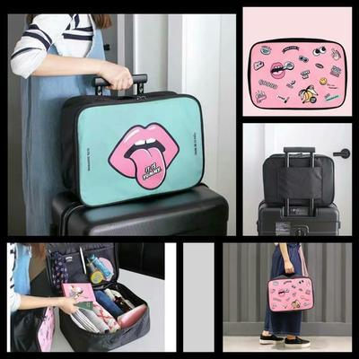 [FORUM] Traveling lebih suka pake hand bag atau koper?