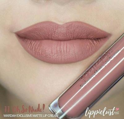 [FORUM] Tolong rekomendasiin dong buat ombre lips cream wardah no.11 itu cocoknya warna sama apa?