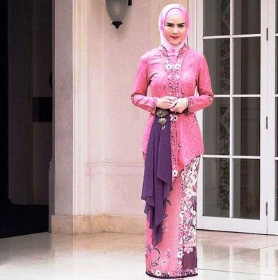 Kebaya Muslim Model Encim