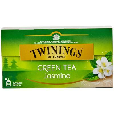 Merk Teh Hijau yang Bagus - Twinings of London Jasmine Green Tea