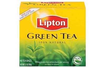 Merk Teh Hijau yang Bagus - Green Tea Lipton