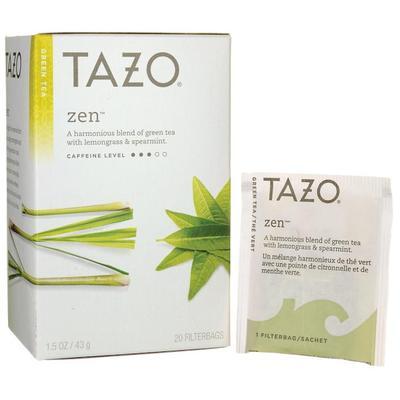 Merek Teh Hijau yang Bagus - Tazo Green Tea