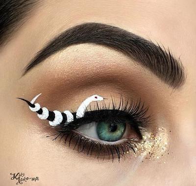 [FORUM] Tertarik buat pake eyeliner kayak gini gak dear?