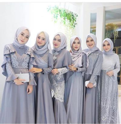 Wah, Kebaya Muslim Ini Dikabarkan Akan Jadi Tren di Tahun 2019 Nanti!