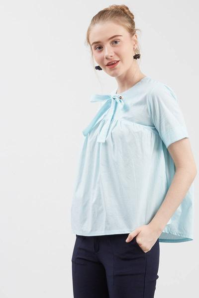 Bow-Tie Blouse