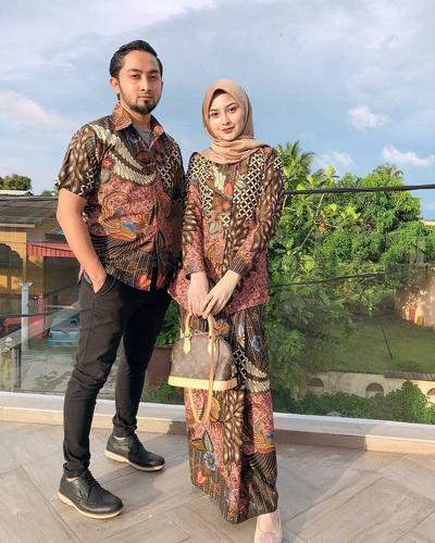 1. Batik couple