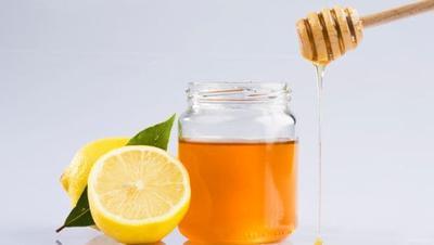 3. Lemon dan Madu