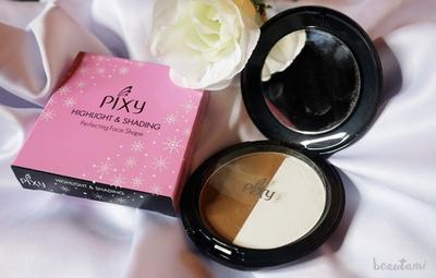 PIXY Highlight & Shading Perfecting Face Shape