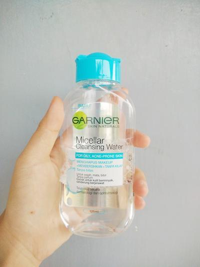 Garnier Micellar Water Biru
