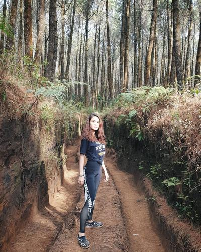 1. Sporty Saat Hiking