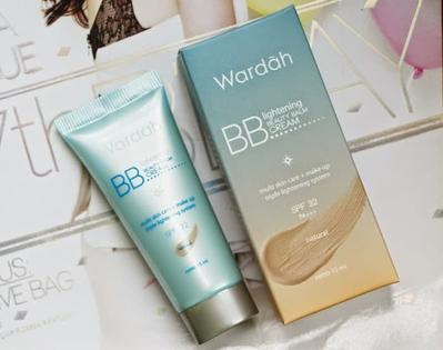 3. Wardah Lightening BB Cream