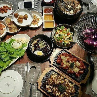 Dakgalbi Korean Barbeque