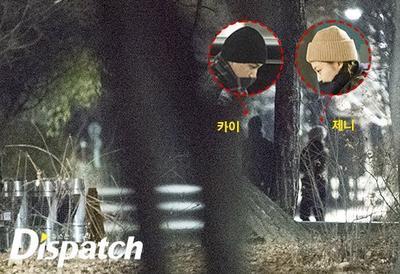 4 Persamaan Jennie Blackpink dan Krystal f(X) yang Bikin Kai EXO Jatuh Cinta!