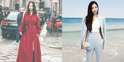 2. Sering Diundang ke Fashion Week Internasional