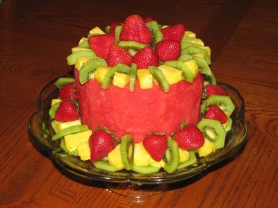 3. Fruit Cake