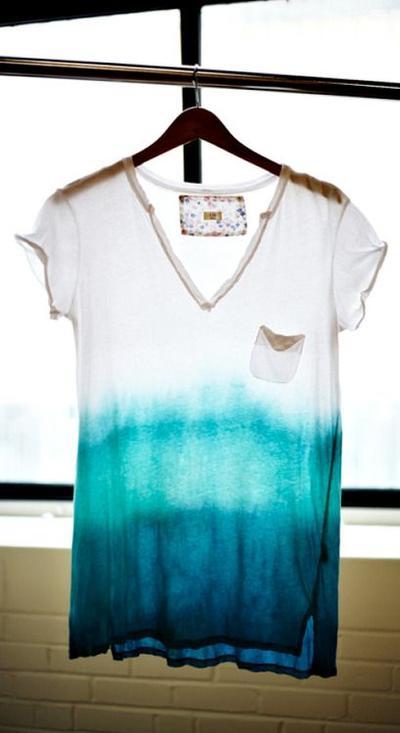 5. Dip Dye