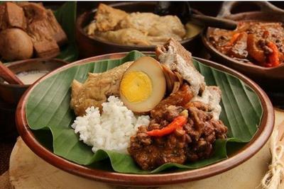 Gudeg Yu Djum Yogyakarta