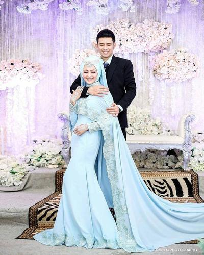 Pengantin Muslim - Elegant Pashmina