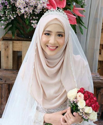 Pengantin Muslim - Nuansa Nude