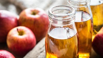 2. Cara Menyembuhkan Sariawan dengan Cuka Apel
