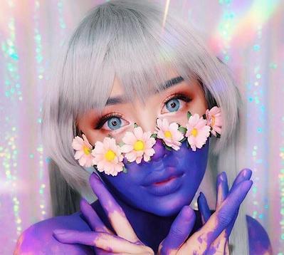 Makeup Peri Bunga