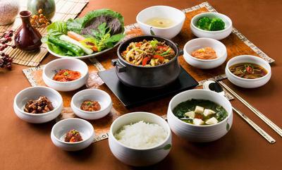 [FORUM] Makanan negara apa sih yang paling sehat menurut kamu??