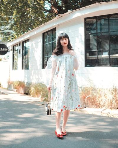 5. Embroidery Dress