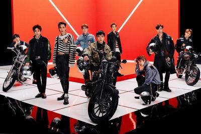 [FORUM] Disini ada yang EXO-L nggak? member exo favorit kalian siapa sih ?