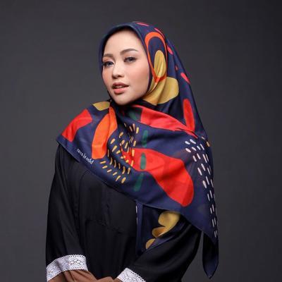 Begini Hijab Style Rachel Vennya Terbaru yang Bikin Mama Muda Terlihat Gaul