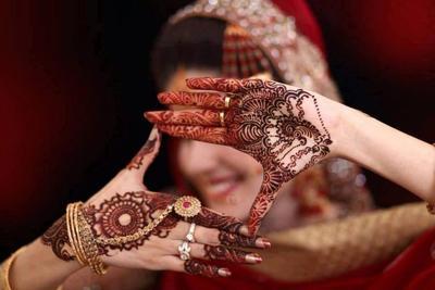 Desain Henna Pakistan