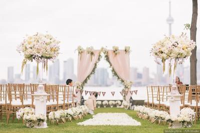 Lagi Hits! Ini Inspirasi Dekorasi Warna Pastel Buat Pesta Pernikahanmu