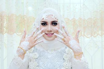 Anggun Bersahaja, Ini 5 Desain Henna Tangan yang Direkomendasikan untuk Pengantin Muslimah