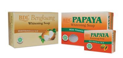 Sabun badan pemutih badan - BDL Bengkuang Brightening Soap