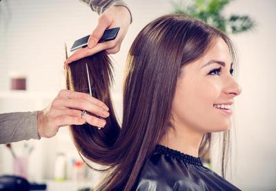 Potong Ujung Rambut