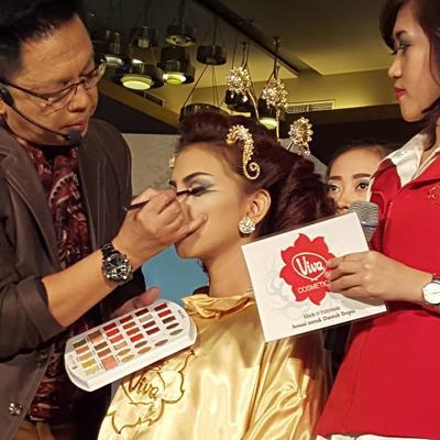 Mau Make Up Kamu Sempurna Saat ke Pesta? Enggak Perlu Mahal, Produk Viva Kosmetik Ini Wajib Kamu Coba