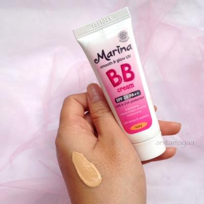 Marina Smooth & Glow UV BB Cream