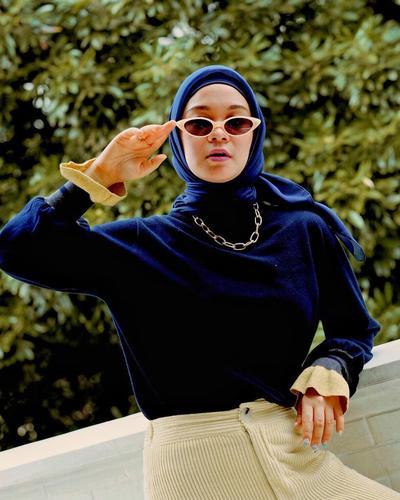5 Inspirasi Gaya Hijab ala Influencer yang Bakal Tren di 2019