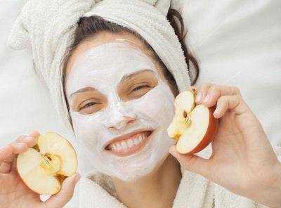 Bongkar Segudang Manfaat Buah Apel untuk Kecantikan Wajah