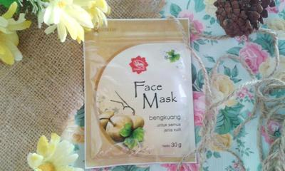 Masker Bengkoang Viva