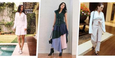 Style Fashion Luna Maya 'Suzanna 2018' yang Stylish dan Keren Banget!