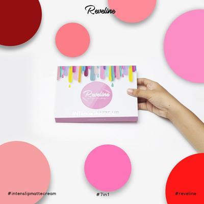 [FORUM] Pernah coba Lipcream Matte brand lokal Reveline?