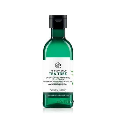2. The Body Shop Tea Tree Toner