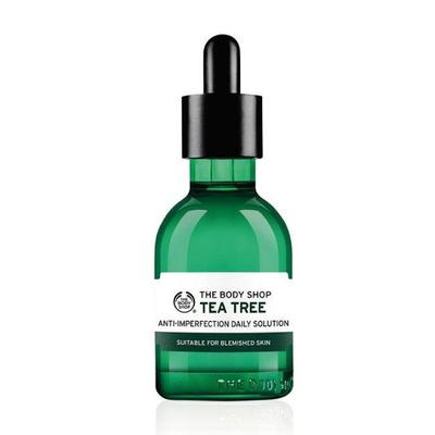 3. The Body Shop Tea Tree Serum