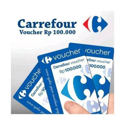 [GIVEAWAY ALERT] 4 Pemenang Giveaway Beautynesia Giveaway Carrefour Shopping Voucher! Intip Disini Ya Ladies!