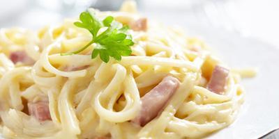 [FORUM] Apakah makanan barat seperti fetuccini termasuk makanan sehat?