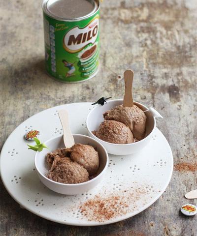 Wajib Dicoba! Ini Dia Cara Membuat Es Krim Milo nan Mudah dan Lezat di Rumah