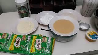 Bahan Yang Diperlukan Membuat Es Krim Milo