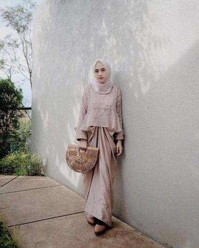 Deretan Baju Kebaya untuk Hijabers Masa Kini, Contek Buat Kondangan Minggu Ini!