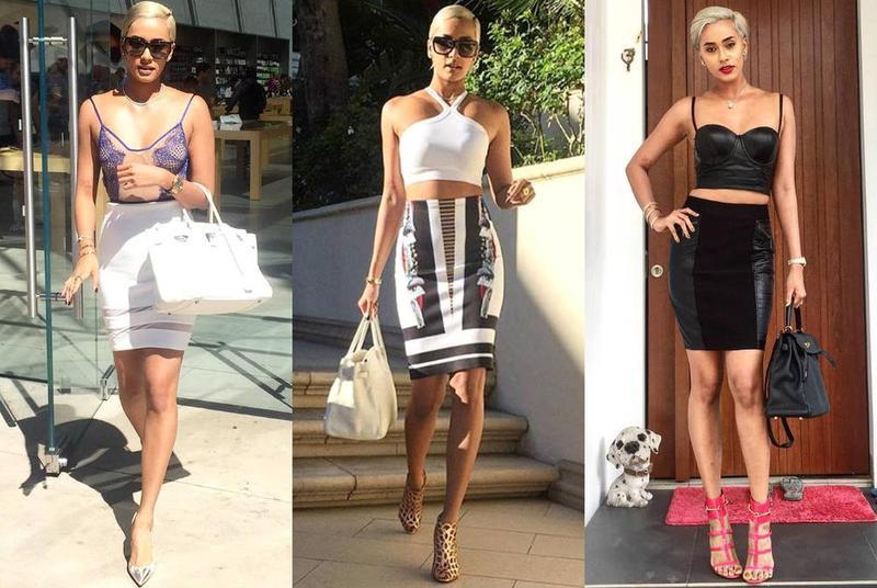 Contek Gaya Super Model Kimmy Jayanti yang Classy dan Stylish Banget!
