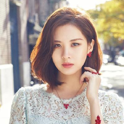 Model Rambut Wanita K-Pop - Seohyun